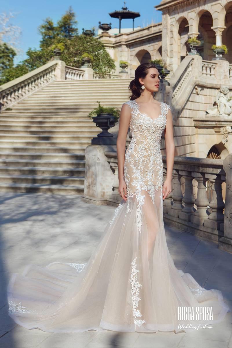 Wedding dress Angelina - riccasposausa.com