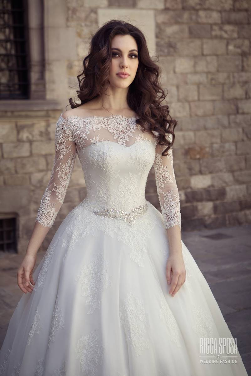winter wedding dresses Ricca Sposa