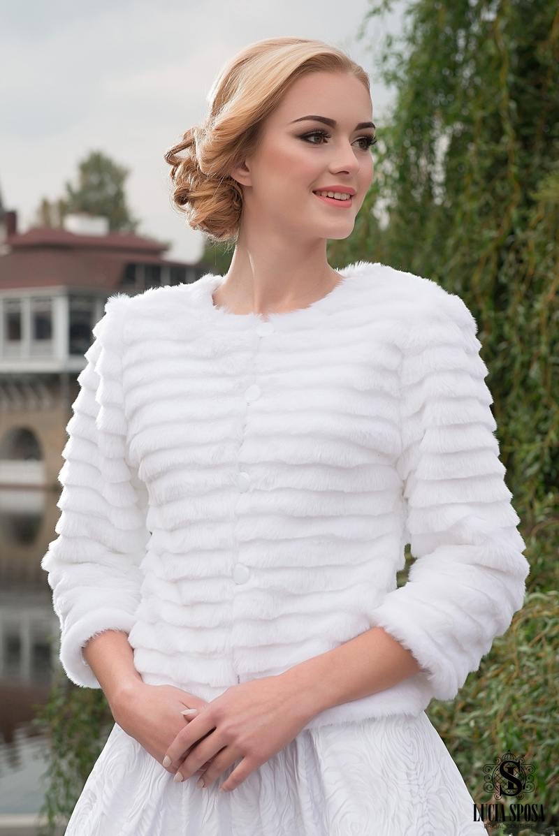bridal coat EB-sh-25