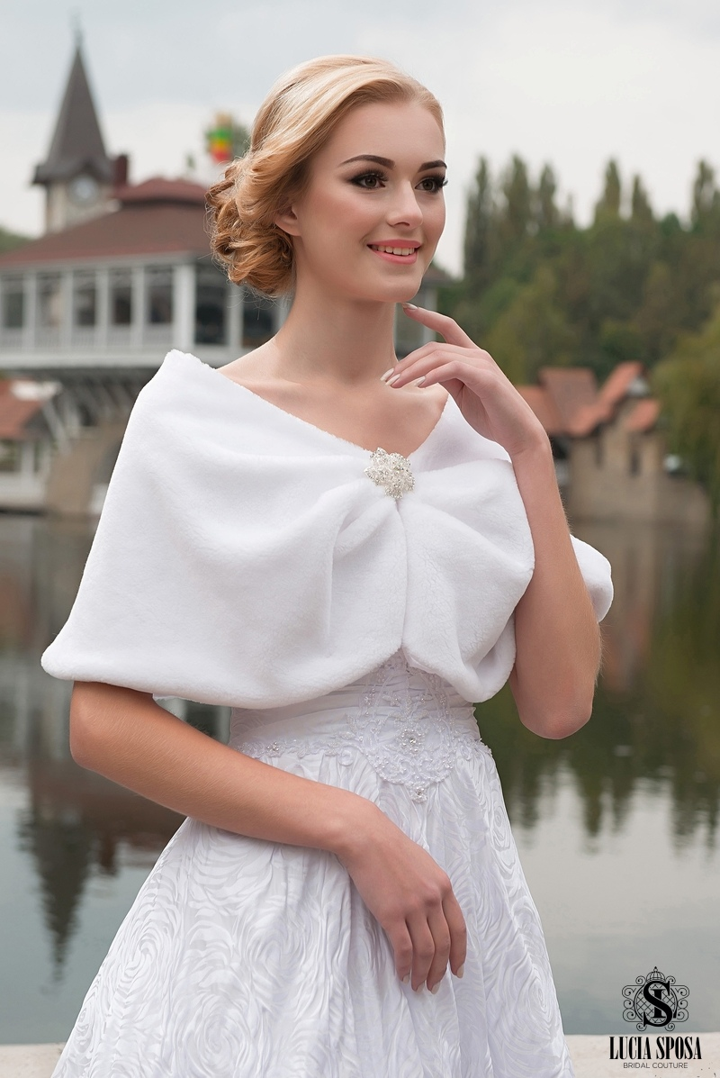 bridal coat EB-sh-26