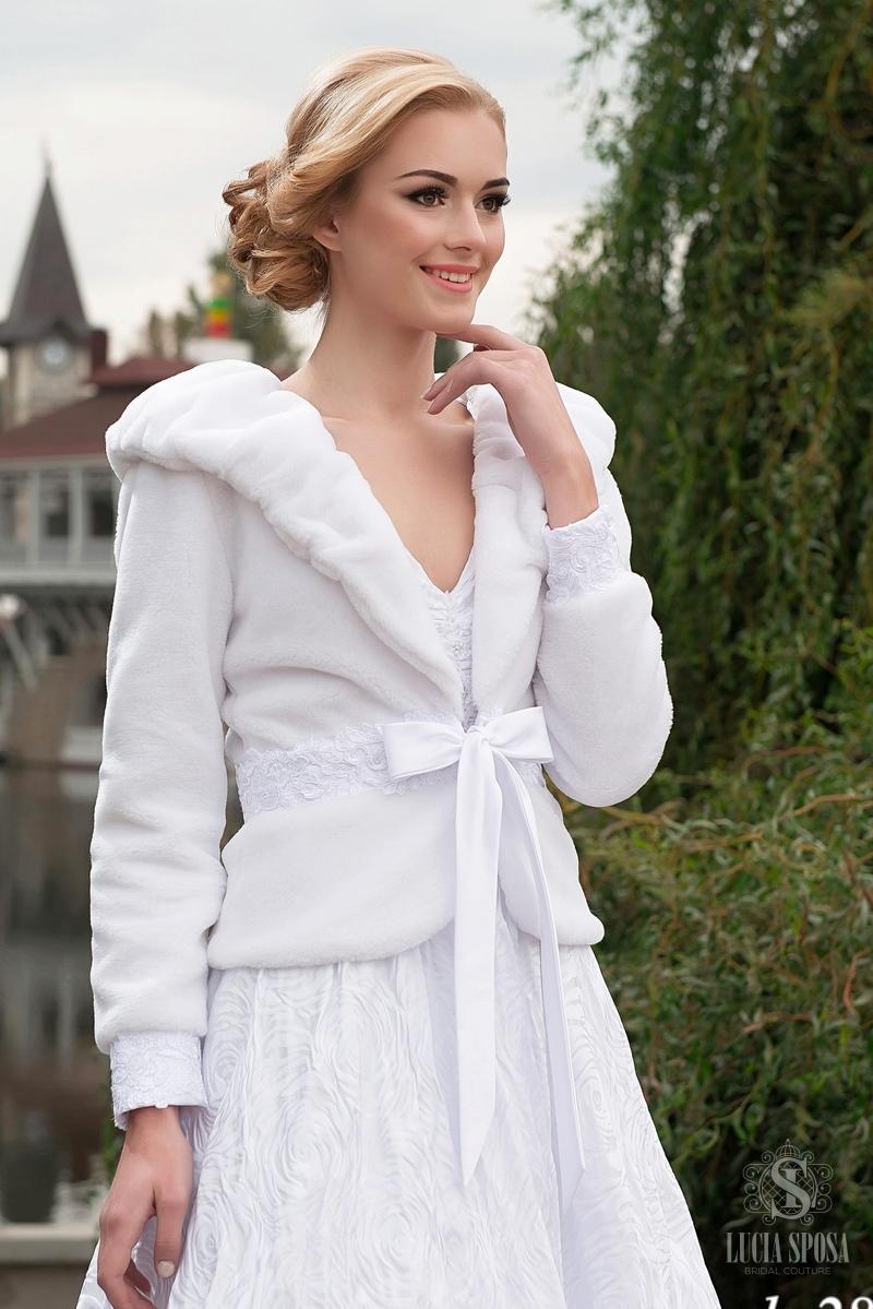 bridal coat EB-sh-28