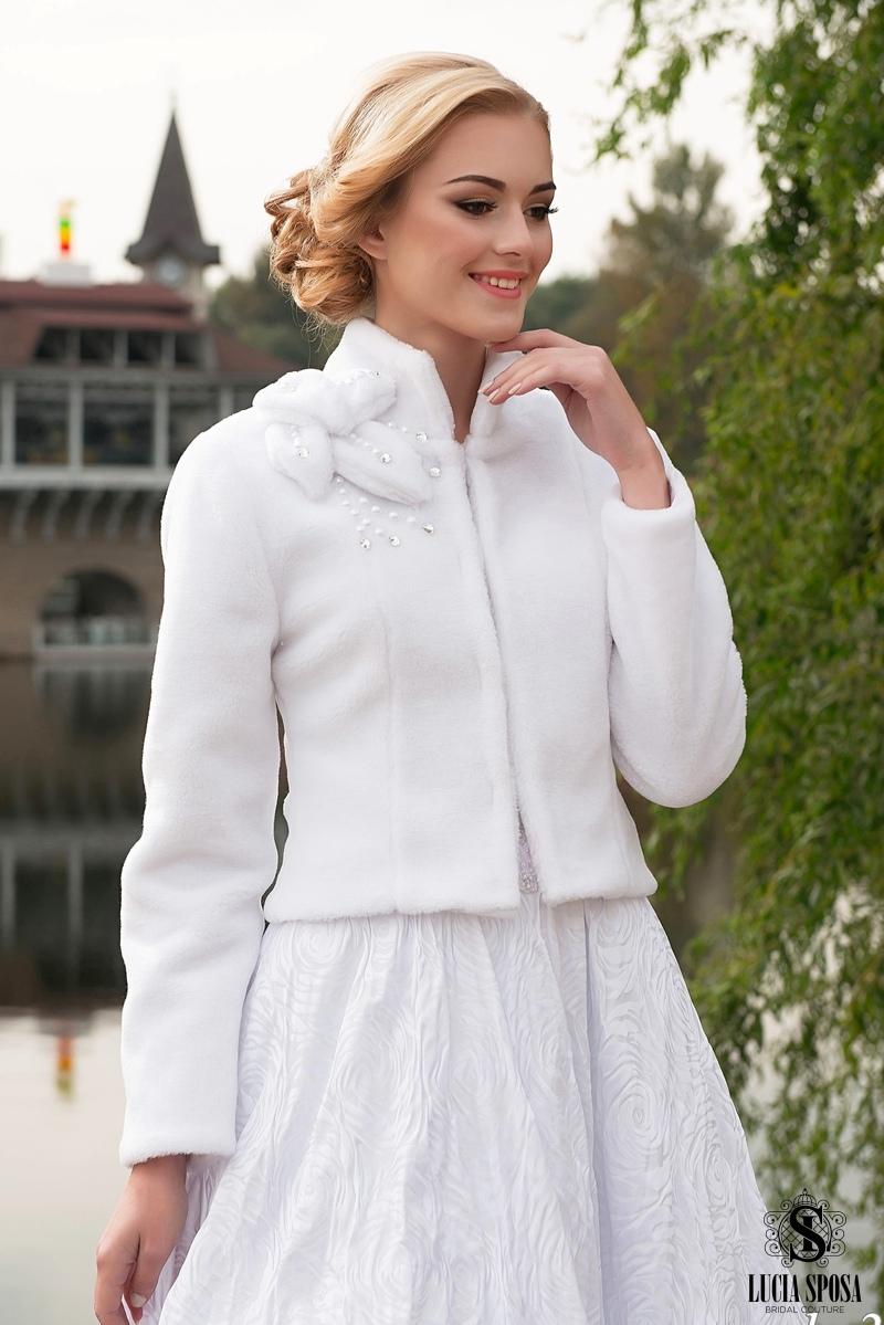 bridal coat EB-sh-31