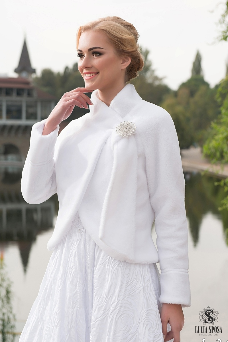 bridal coat EB-sh-34