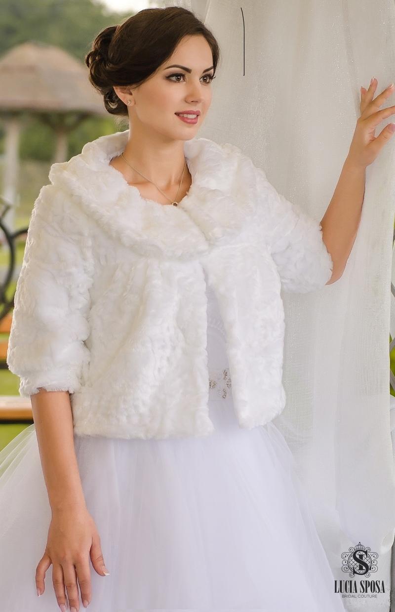 Bridal coat EB-sh-70 - riccasposausa.com