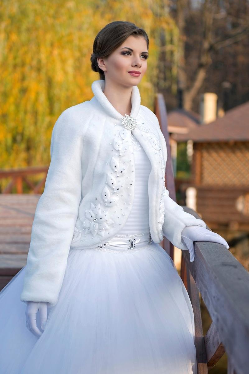 bridal coat EBsh-02