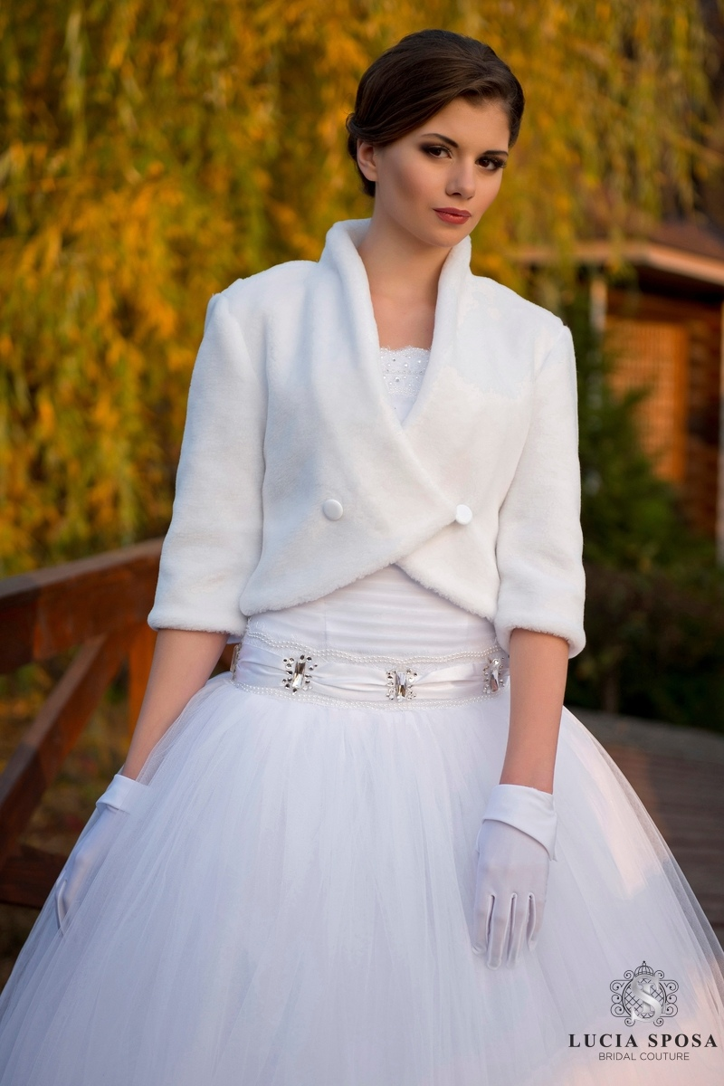 bridal coat EBsh-08