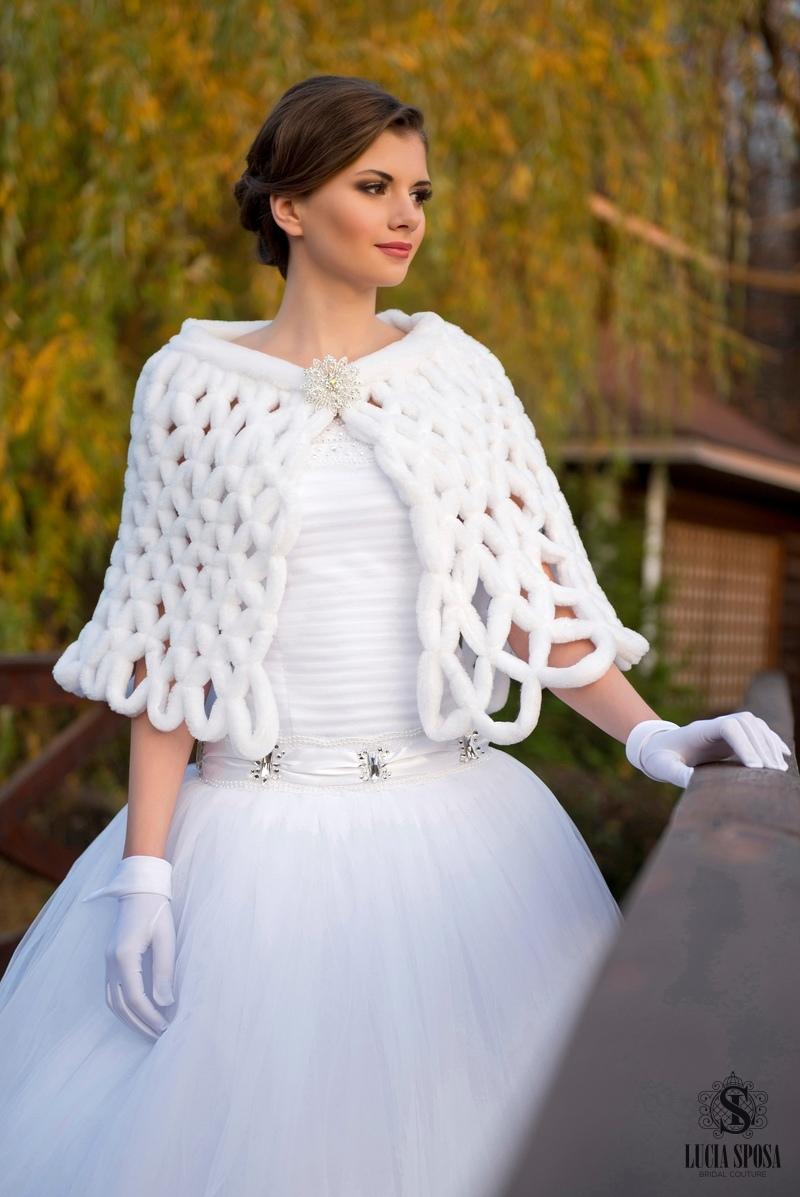 bridal coat EBsh-12