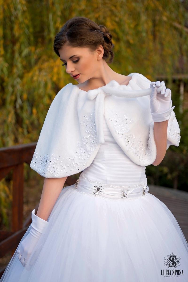 bridal coat EB-sh-14