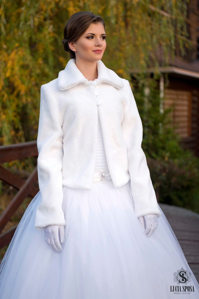bridal coat EB-sh-15
