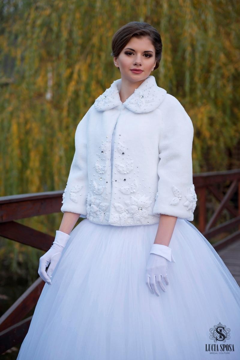 bridal coat EB-sh-21