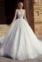 ball wedding gown