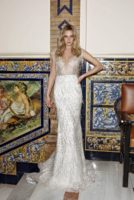 wedding dress mermaid