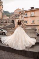 ball gown wedding dress Delia